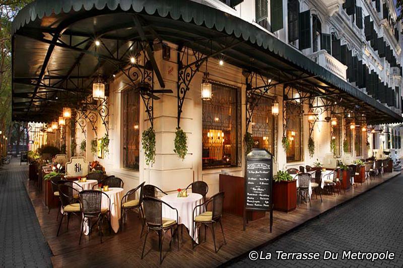 Hotel Restaurant De Luxe Vietnam