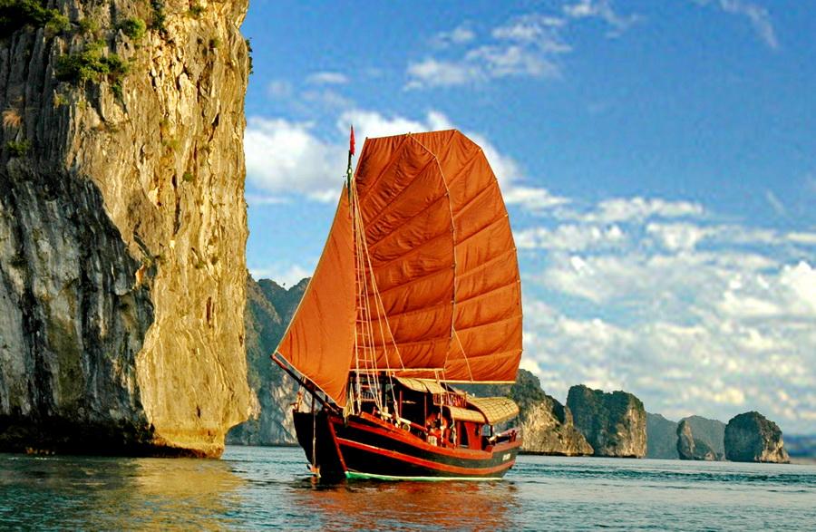 Baie d'Halong Vietnam