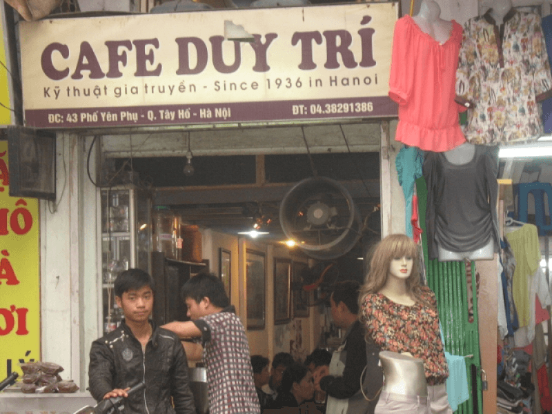 Café Duy Tri