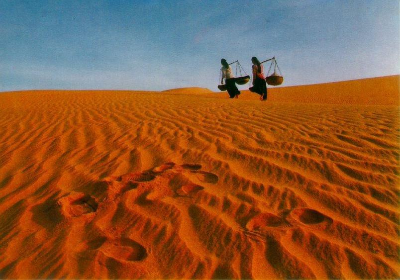 Le Dunes de sable de Mui Ne