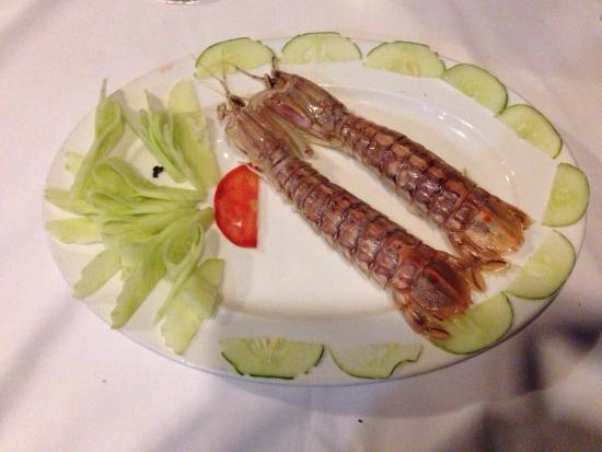 repas gastronomique halong