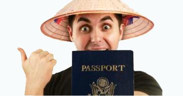 Exemption de visa pour francais