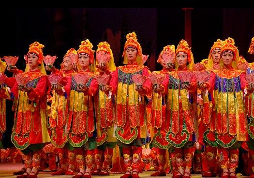 La musique de cour (nha nhac) de Huê