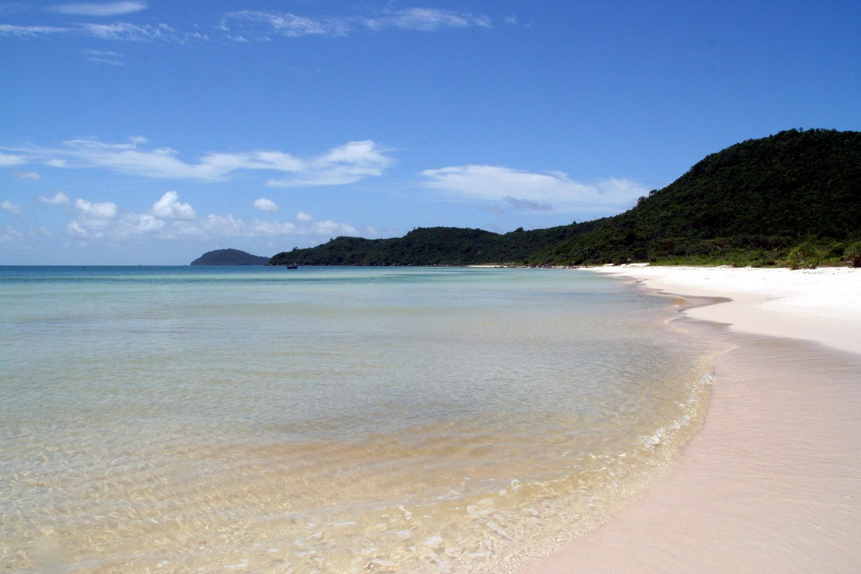 La plage HÒN GỐM