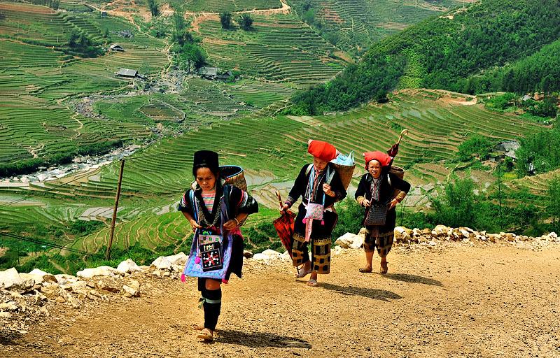 Sapa Nord Vietnam