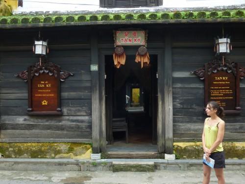 Ancienne maison de Tan Ky