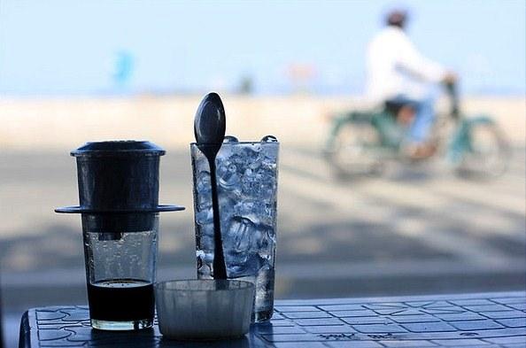 Cafe au vietnam