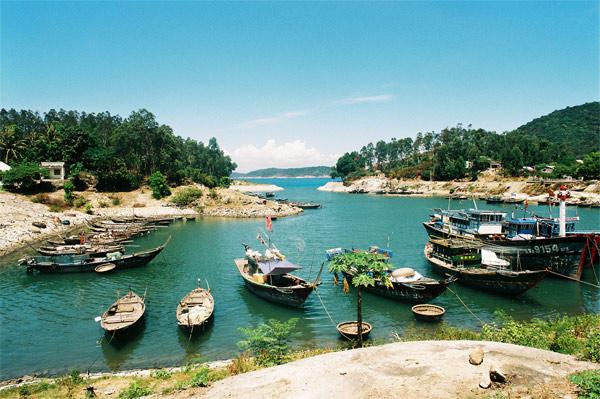 L'île de Cham (Cu Lao Cham)