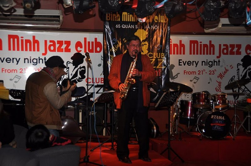 Club Jazz Minh