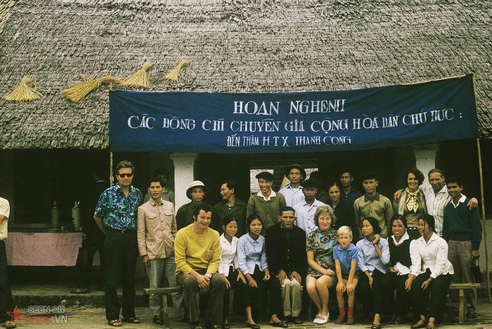 Accueil des etrangers Nord Vietnam