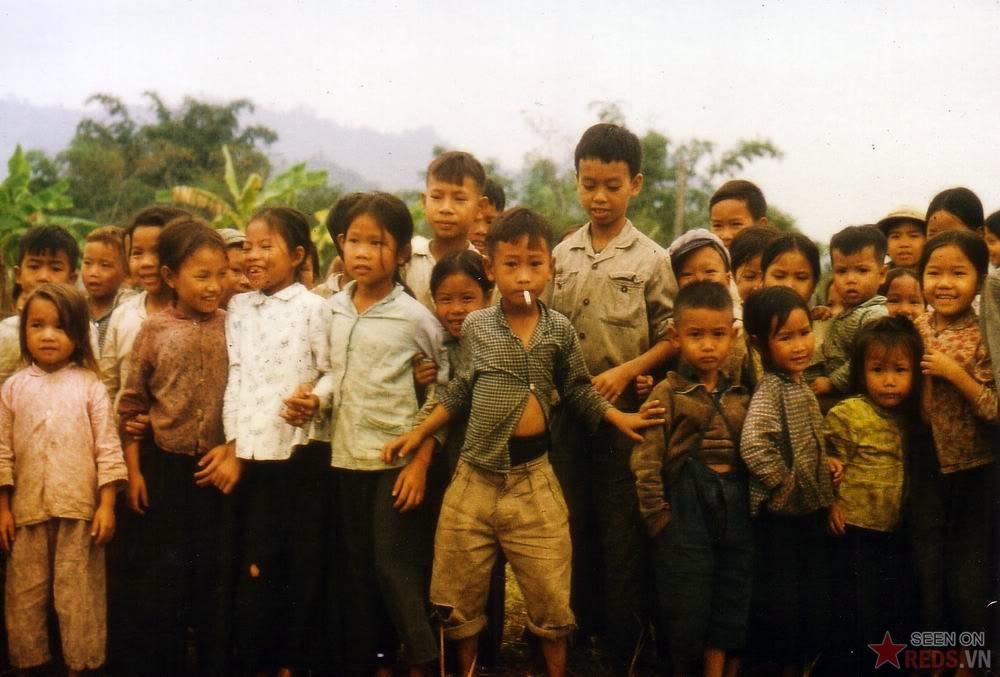 Gosses Nord Vietnam