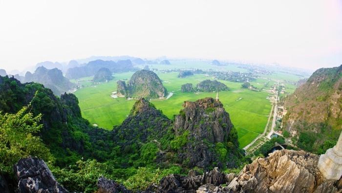 Hang Mua, Tam Coc, Ninh Binh