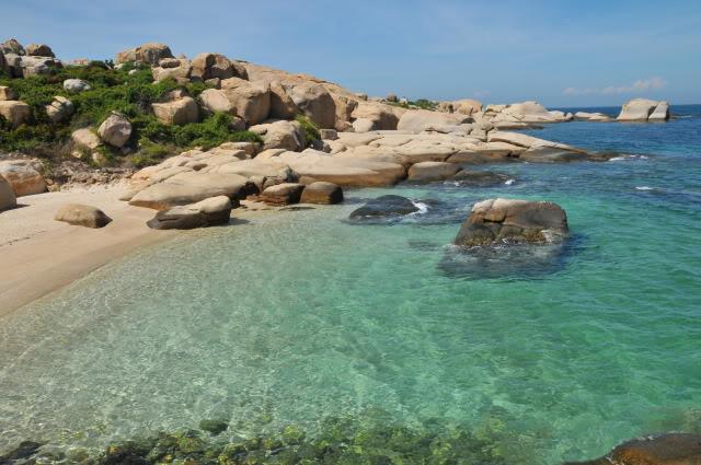 Ile de Thu (Cu Lao Thu), île de Phu Quy , Binh Thuan