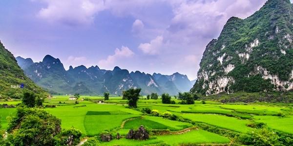 Paysages de Cao Bang