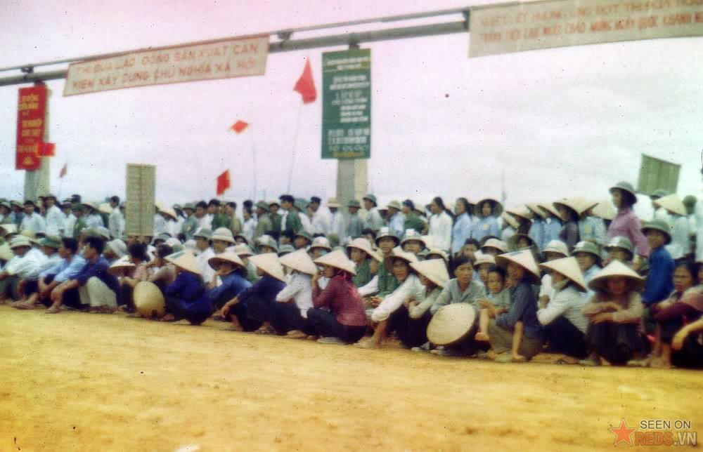 Reunion des membres de coperatives Nord Vietnam