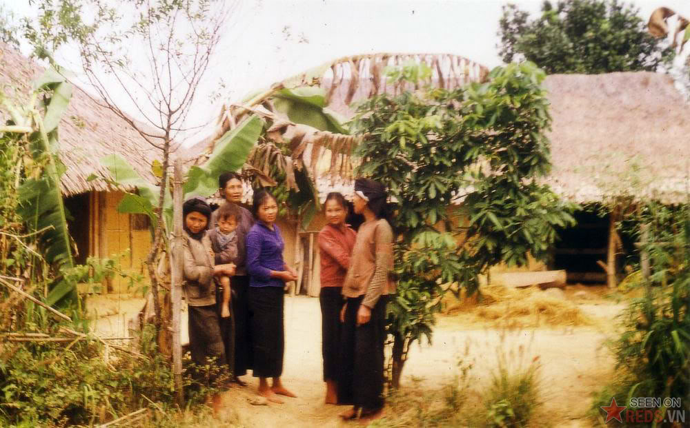 Village 2 Nord Vietnam