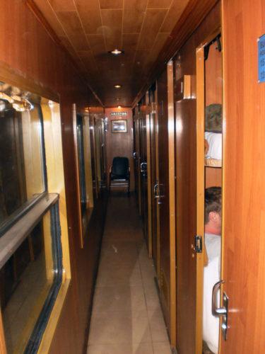 Train de nuit Sapa