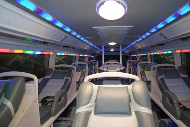 bus couchette de nuit Hanoi - Sapa / Sapa - Hanoi