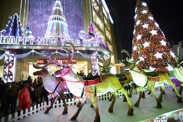 Bons plans pour sortir à Hanoi pour la soirée de Noël