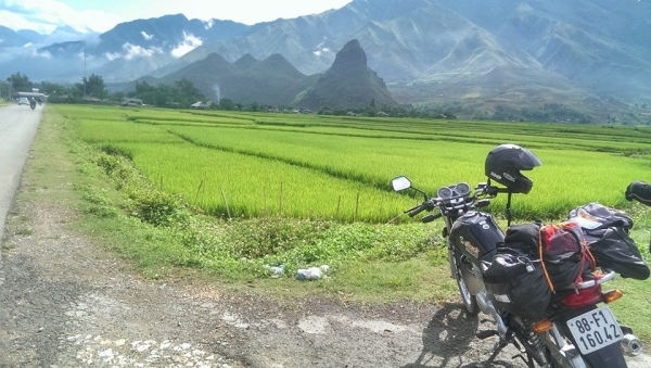 Circuit Nord du Vietnam 7 jours à moto Merveilles du Haut Tonkin