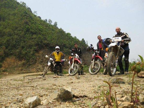 Ha Giang voyage Moto