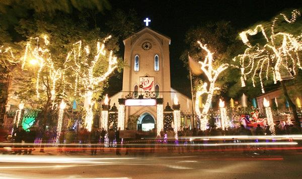 L'église de Ham Long