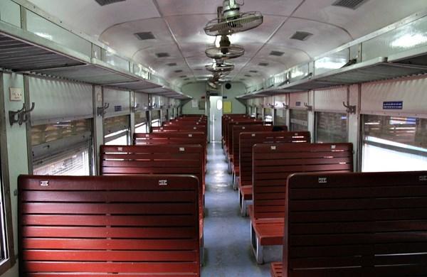 Train de jour  Hanoi /Laocai/ Sapa