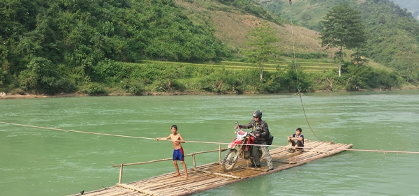 Moto Tour Nord Vietnam