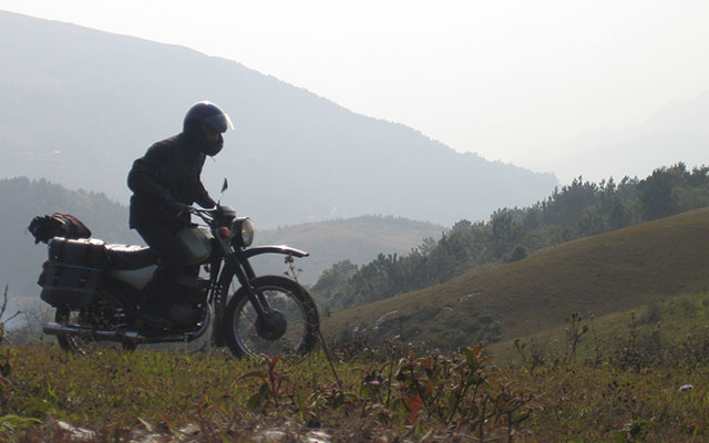 Voyage Vietnam à moto 8 jours